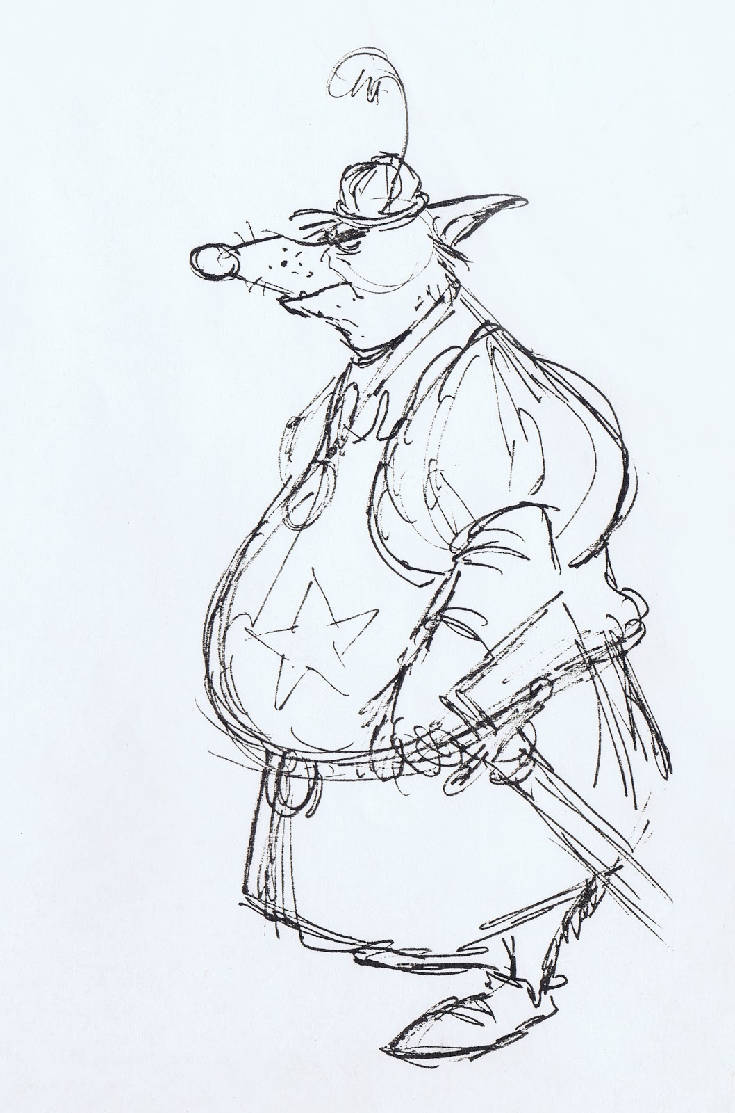 Deja View: The Sheriff of Nottingham