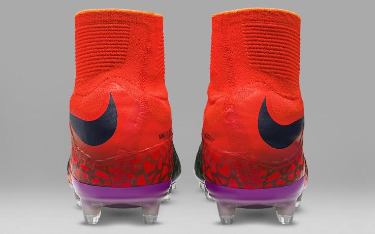 timeless design 37a0b 38e34 Total Crimson Nike Hypervenom Phantom II 2016-2017 Boots ...