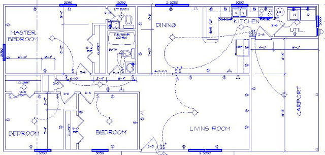 Electrical house plan design - Home design and style