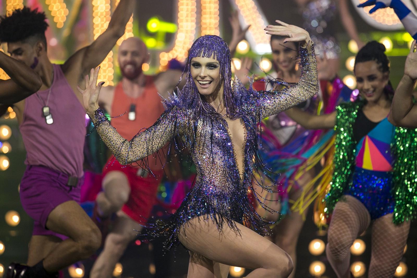 Fernanda Lima participará da Parada LGBT de São Paulo como madrinha