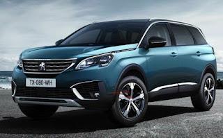 Giá Peugeot 5008 7 chỗ