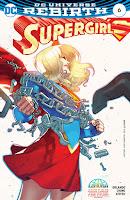 DC Renascimento: Supergirl #6