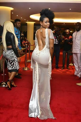 nigerian celebrity sexy photo
