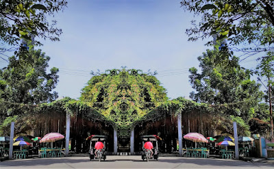Taman di Seputaran Menara Limboto