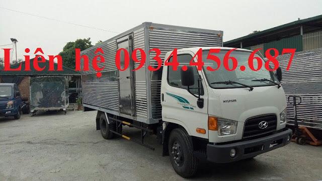 Bán xe Hyundai 110s tại Thanh Hóa