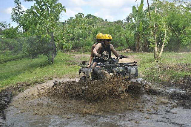 ATV QUAD BIKE ADVENTURE IN BALI