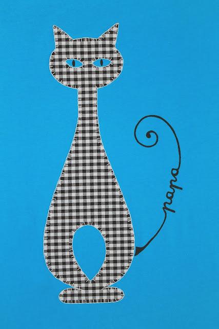 camiseta-gato-personalizada