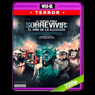 12 horas para sobrevivir: El año de la elección (2016) WEB-DL 720p Audio Dual Latino-Ingles