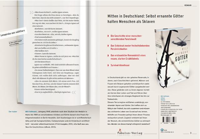 Verlagsprogramm Fabulus Verlag Frühjahr 2016