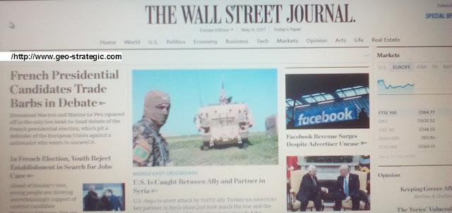 الولايات المتحدة الأمريكية بين الحليف التركي والشريك الكردي في سوريا