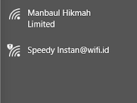 Cara Mengatasi WiFi Limited pada Windows 10