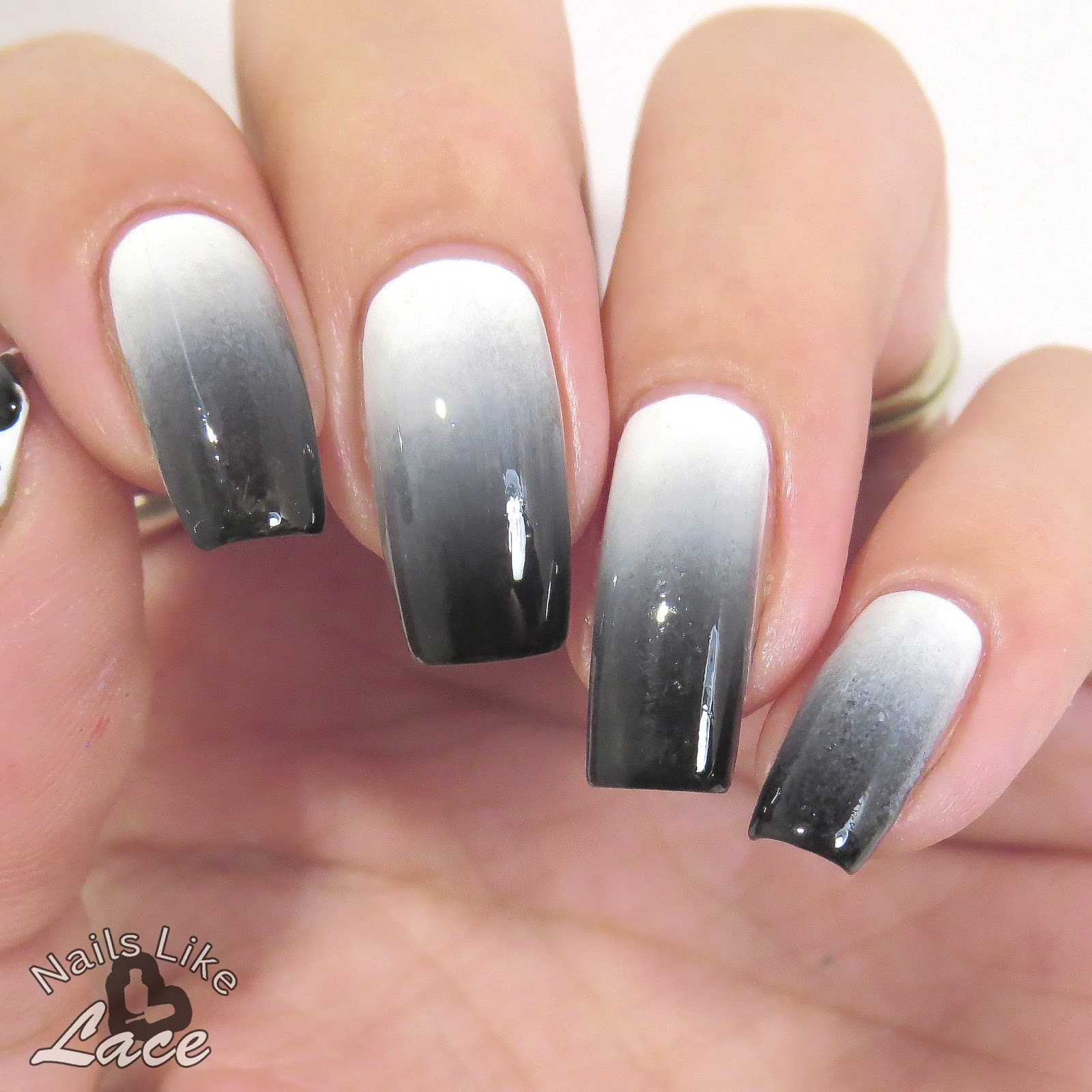 Christmas Nails On Black Hands: NailsLikeLace: 40 Great Nail Art Ideas