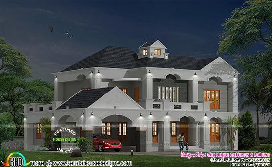 60 lakhs house