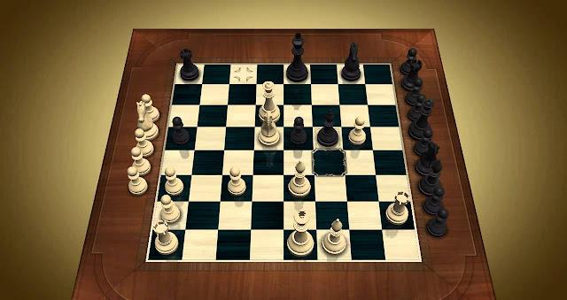 نموذج من لعبة الشطرنج