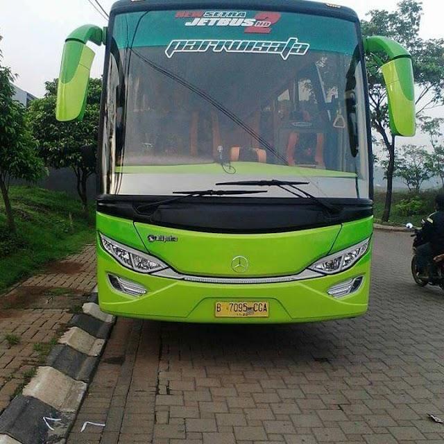 Bus Handoyo Lengkap Agustus 2018