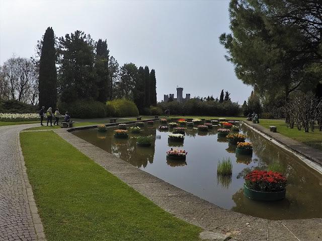 parco giardino sigurtà tulipani