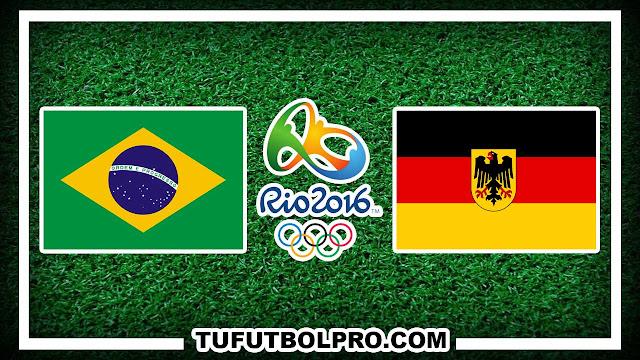 Ver Brasil vs Alemania EN VIVO Por Internet
