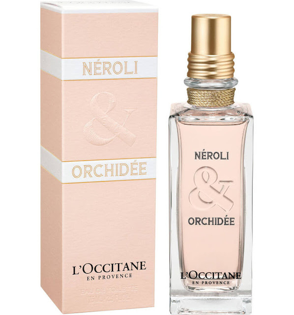 L'Occitane's Néroli & Orchidée, perfume, review, La Collection de Grasse, neroli, orchid, scent, perfume review, orchidee, eau de toilette,