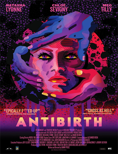 Ver Antibirth (2016) Online