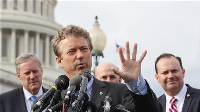 Republican healthcare plan to fail in Congress: Rand Paul