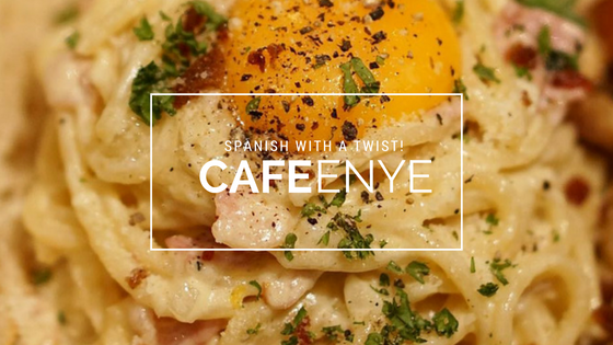 Cafe Enye in Eastwood
