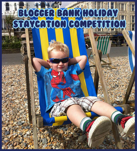Blogger bank holiday staycation competition