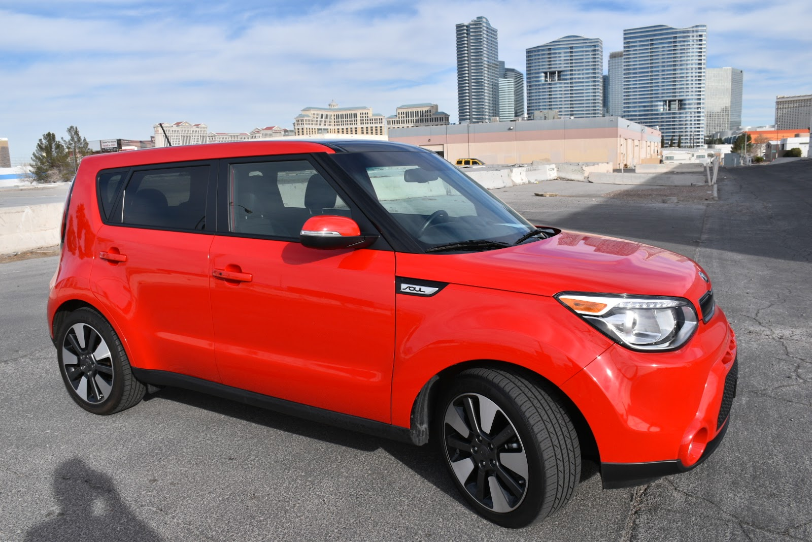 rollin 39 in vegas in the 2015 kia soul. Black Bedroom Furniture Sets. Home Design Ideas