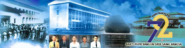 AMANAT SAMBUTAN PIDATO MENTERI PEKERJAAN UMUM DAN PERUMAHAN RAKYAT (PUPR) REPUBLIK INDONESIA PADA ACARA UPACARA PERINGATAN HARI BAKTI PU KE – 72