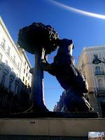 Espagne : Madrid : La Puerta Del Sol