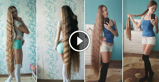 She Reveals Her Top Secret Of Hair Growing - Look At Here Now!