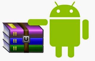 Cara Membuat dan Membuka File RAR / ZIP /7z di Komputer & Android