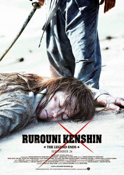 Film Rurouni Kenshin 3: The Legend Ends (2014)