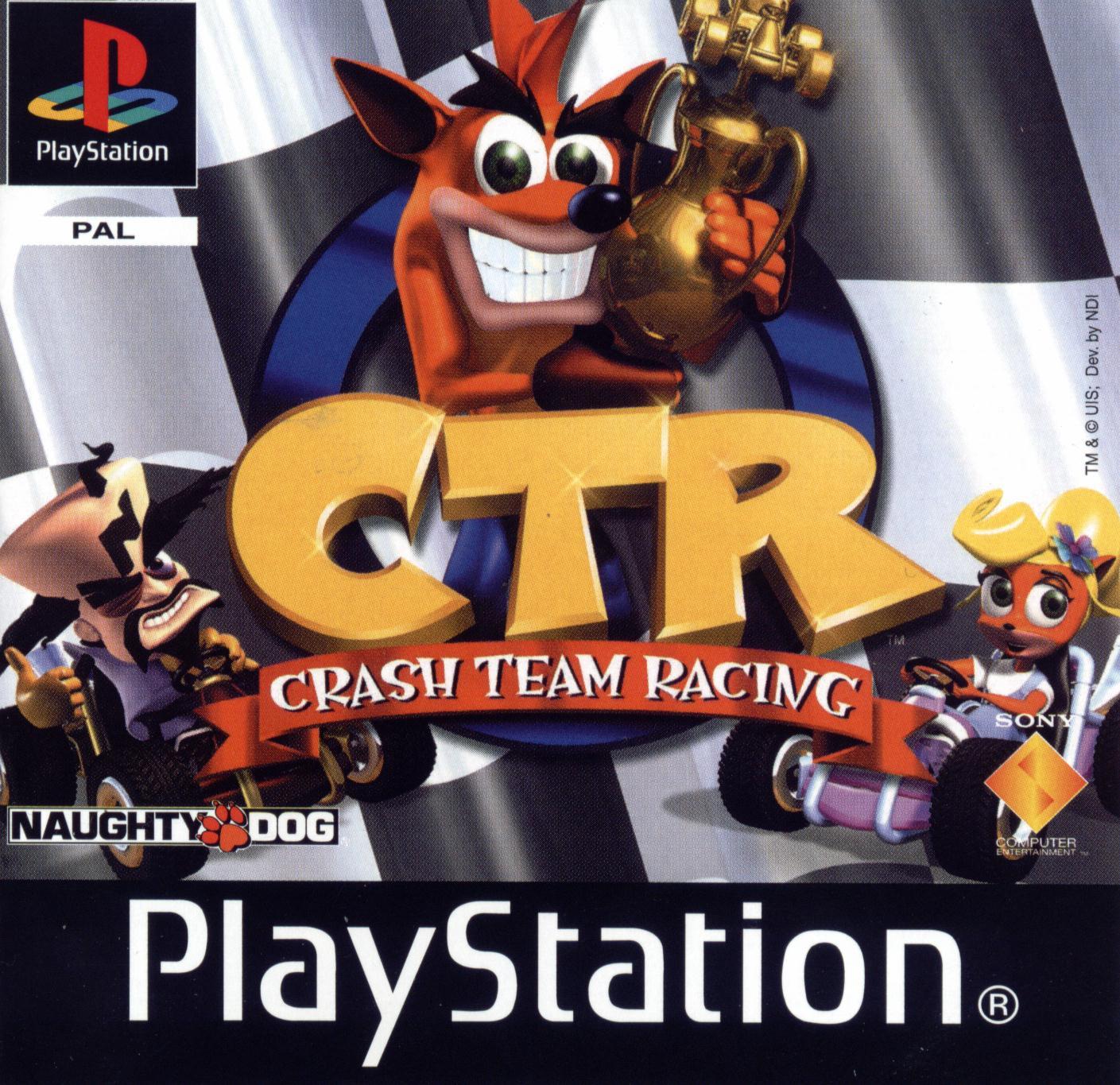 تحميل لعبة crash team racing للكمبيوتر من ميديا فاير