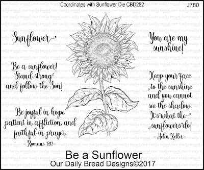 Be a Sunflower