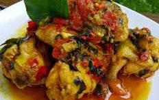 Resep praktis (mudah) ayam woku spesial (istimewa) enak, gurih, sedap, nikmat lezat