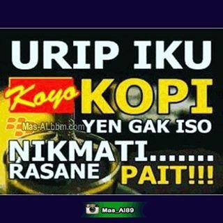 Gambar Kata Kata Lucu Gokil Bahasa Jawa