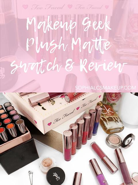 pinterest, makeup geek, swatch, review, liquid lipstick