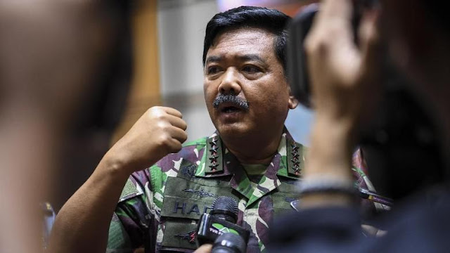 TNI Prediksi akan Ada Penyebaran Hoax Berujung Anarkis Pasca Pemilu