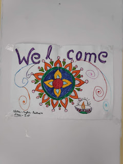 welcome decoration for entrance, School Decorations, School Bulletin ...
