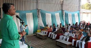 Jaunpur News :  भारतीय संस्कृति के उल्लास का द्योतक है होलीः रमेश जी