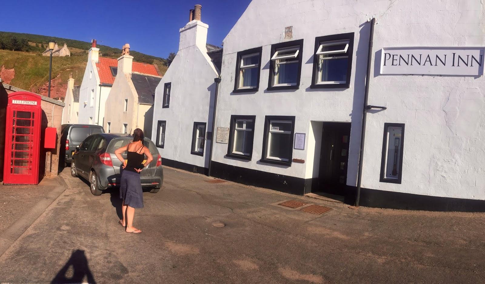ผลการค้นหารูปภาพสำหรับ pennan inn scotland sheet metal local hero