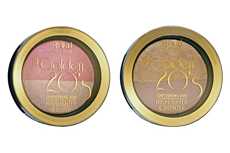 The Golden 20's Duo Bronzer & Duo Blush