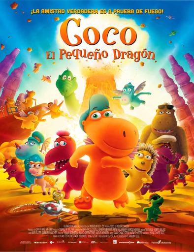 ver Coco, el pequeño dragón (Der kleine Drache Kokosnuss) (2014) Online