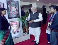 Pariksha Par Charcha 2.0: PM Modi Discuss On Exam Stress With 2000 Students