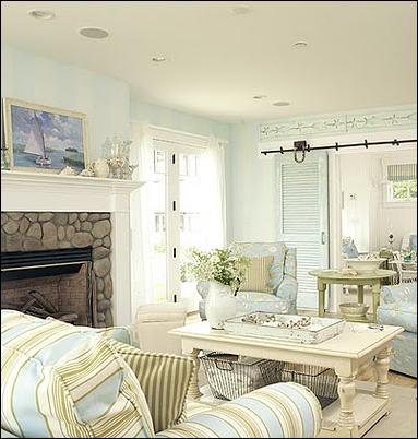 coastal living room design ideas room design ideas. Black Bedroom Furniture Sets. Home Design Ideas