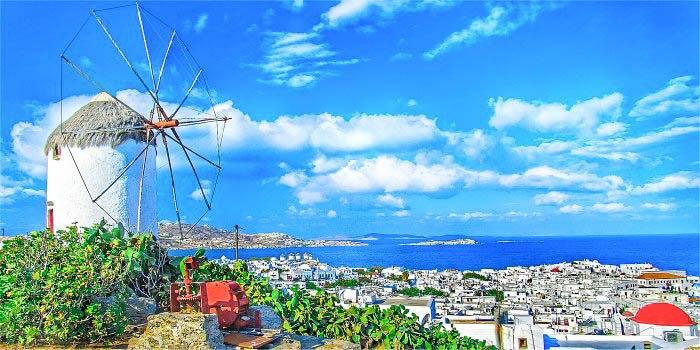 Guida viaggi di Paros, Cicladi, Grecia