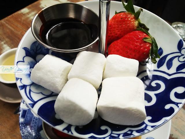 manisan, dessert