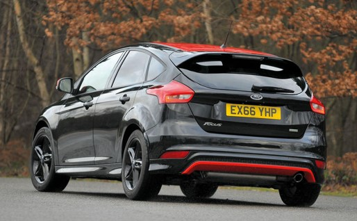 2017 Ford Focus Review