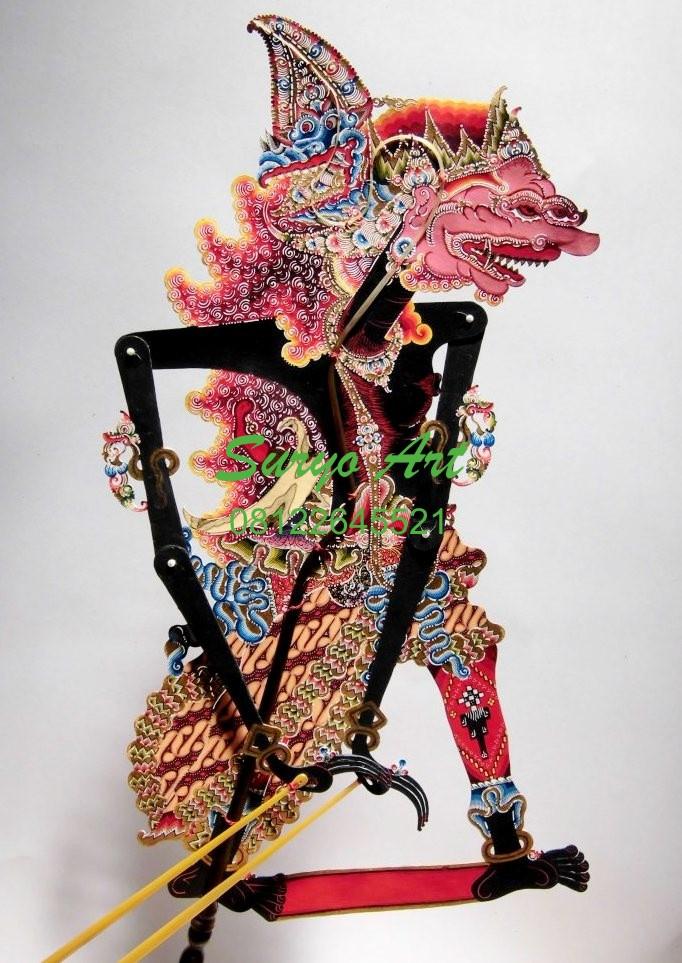 Kerajinan Wayang Kulit & Souvenir Khas Jawa SURYO ART ...