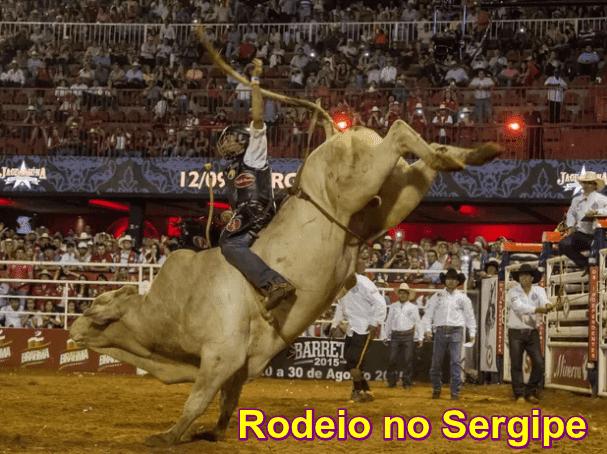 Agenda de Rodeio no Sergipe